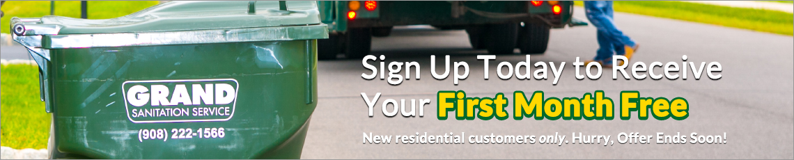 Residential Garbage Collection And Trash Removal Services